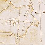 Manuscript survey of Walden Pond